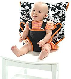 My Little Seat The Travel High Chair (Coco Snow, 6-36 Months): Amazon.de: Baby