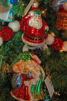 Christmas Theme Old World Christmas Ornaments