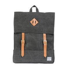 I don't know what it is about this bag that attracts my eyes... Herschel Supply Survey Backpack