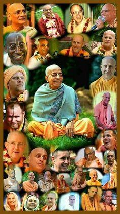 Radha Krishna Love, Lord Krishna, Hare Rama Hare Krishna, Saints Of India, Sai Baba Photos, Srila Prabhupada, Bhakti Yoga, Krishna Quotes, Bhagavad Gita