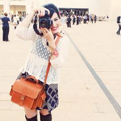 Grafea Caramel Leather Camera Bag by Keiko Groves http://grafea.co.uk/shop/Leather_Camera_Bag.html