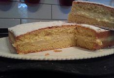 Torta paradiso Bimby, torta soffice alla crema di latte. Ingredienti: 4 uova, 4 cucchiai di acqua calda, 200 gr di zucchero, 120 gr di farina, 120 gr di fecola di patate