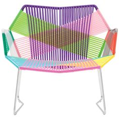 Moroso Tropicalia Lounge Chair with or Without Arms for Indoor or Outdoor Use | From a unique collection of antique and modern patio and garden furniture at https://www.1stdibs.com/furniture/building-garden/garden-furniture/