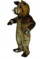 Mascot costume #2406-Z Wild Boar