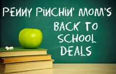 Just a way to help parents (like you) save money while getting ready for back to school!