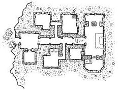 small dungeons and dragons map - Google Search