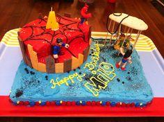 Superhero Cake 2013