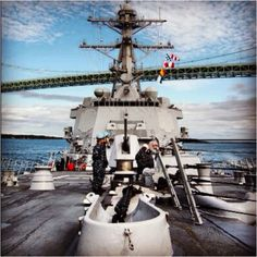 USS WAYNE E. MEYER (DDG108)