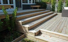 Decking Steps - Remuera