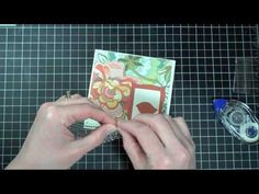 Wild Card Series #21-Tweety and Circle Card