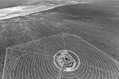 """#1574, 21 April 2011"" by Jamey Stillings, from ""The Evolution of Ivanpah Solar"" series. Critical Mass 2013 Winners"