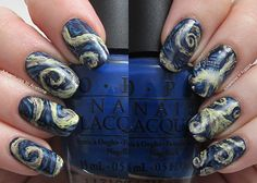 Exploding TARDIS Nails Are Beautiful Instead Of Menacing