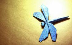 weihnachtsbasteln bastelideen Libelle