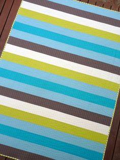 easy beginner quilt