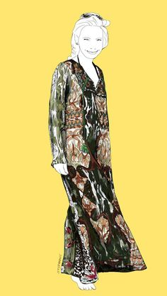 Boho-stil für Frauen über 60 - Outfit-Beispiel von Margarita Boho Stil, Highlights, Darth Vader, Outfits, Blog, Fictional Characters, Fashion, Summer, Tips