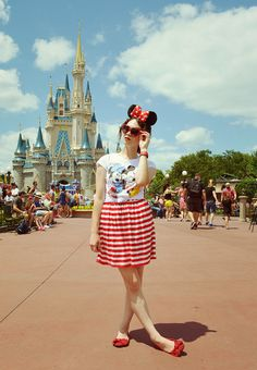 What to wear to Disney World via The Amy Loo blog