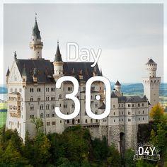 Ensayo fotográfico: increíbles castillos Alemanes de cuento de hadas 30th, Day, Fairytail, Short Stories, Castles, Adventure