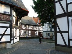 Goslar, Germany  #World heritage