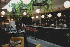 Gover St Bistro is a French-inspired eatery and lounge delivering a quality dining experience. Lounge, Table Decorations, Dining, Hospitality, Projects, French, Inspiration, Furniture, Inspired