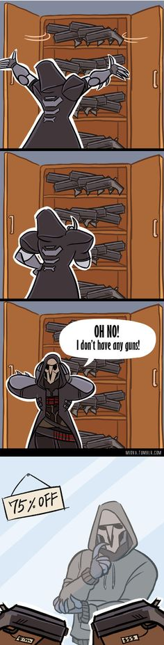 reaper,please by miova.deviantart.com on @DeviantArt