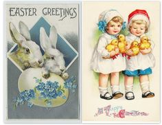 Magic Moonlight Free Images: Easter collages ! Free collages images for You!