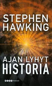 €7.80 Ajan lyhyt historia Stephen Hawking