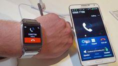 Samsung Galaxy Gear smartwatch @ deals-welt.com