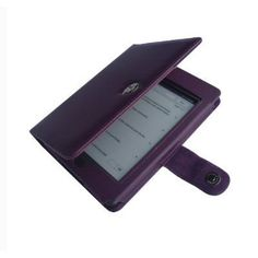 """HappyZone - (Purple) Portfolio Leather Case Cover For Amazon Kindle Touch Wi-Fi, 6"""" E Ink Display (Newest 2011 Model , 4th Generation) by HappyZone. $5.99. This cover is specifically designed for the Amazon Kindle Touch 6"""" E Ink Display ebook reader. It allows you to access all the features without taking off the case. Interior slots are also available for additional storage, such as cards, papers, and accessories. (Kindle Reader Not Included)"""