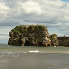 Marsden Rock & Souter lighthouse - South Shields