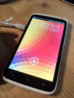 Android Jellybean os on HTC One X