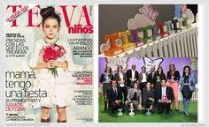Revista de moda (niños)