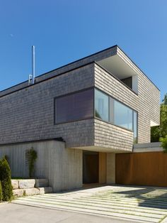 House F11 | Aalen Germany | traditional materials used in a modern composition