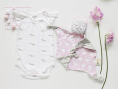 Unique Baby Girl Gifts, Baby Hamper, Newborn Outfits, Pastel Pink, New Baby Products, Rompers, Lady, Kitty, Shades