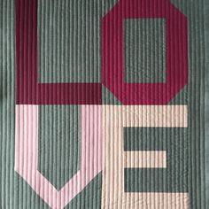 First up for 2017. A little {love} pillow. #robertkaufmanfabrics #powderroomrollup #quilterslinen  #Moda #spellitwithfabric #allwereallyneedislove
