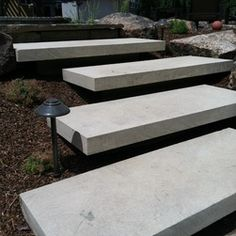 concrete slab stairs - Google Search