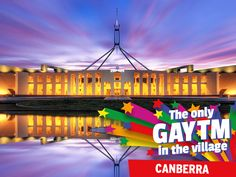 I voted for this ATM to become The Only GAYTM in the Village. Get your vote in too I Voted, You Got This, Acting, Gay, Australia, Travel, Life, Viajes, Its Ok