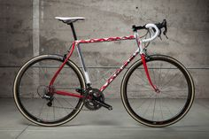 Franco's Dario Painted David Kirk | Above Category Cycling