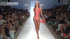 """LULI FAMA"" Miami Fashion Week Swimwear Spring Summer 2015 HD by Fashion...super die Fashion Swimwear"