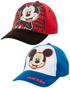 Check Disney Mickey Mouse 2 Pack Baseball Cap (Toddler/Little Boys). Explore our Boys Fashion section featuring new #shopping ideas of the best collection of #BoysFashion #BoysAccessories and #fashion products online at #Jodyshop Marketplace. Disney Junior Mickey Mouse, Disney Boys, Mickey Ears, Mickey Mouse Design, Flat Brim Hat, Boys Accessories, Little Boys, Baseball Cap, Toddler Boys