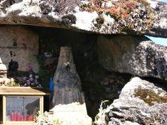 1000 Lugares en Galicia: Santuario de A Franqueira, A Cañiza. (III). Subida...