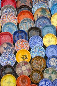 Pottery, Sidi Bou Said, Tunisia