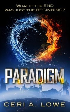 """Paradigm by Ceri A Lowe. 4 stars. so well done in the """"how did we get here in dystopian apocalypse"""" & told via two main characters Alice (survivor of the apocalypse) and Carter (resident of world 87 years on). first in a series. dystopian, science fiction, scifi, young adult, ya, books, novels, fiction, books read in 2014, netgalley, e-galley"""
