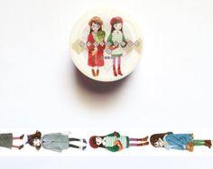 La Dolce Vita Washi autocollants et bande de jeu:  Sampler : • 12 pièces autocollants (~ environ 3/ 7,5 cm) • 3 x washi échantillons (50 cm de chaque dessin ou modèle)  Washi ensemble: • 3 x washi rouleau (environ 5 m de chaque dessin ou modèle)  Ensemble de luxe : • 25 pièces autocollants (~ environ 3/ 7,5 cm) • 3 x washi rouleau (environ 5 m de chaque dessin ou modèle)  * s'il vous plaît noter que le washi rouleaux ont été utilisés un peu, mais il y a au moins la moitié de la ga...