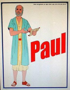 Traveling With Paul Posters (Printables include the men that traveled with Paul) also in Spanish