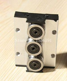 SGR15N-5 Five roller skating block, SGR15N Linear slide block bearings,CNC parts High quality,Without linear roller guide //Price: $25.14//     #Gadget