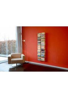 Radius Design - Booksbaum 1 Wand groß, schwarz