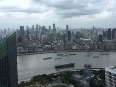 Aterrizando: ¡Adiós Shanghai!