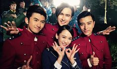 Destined to Love You (2015– ) Zhang Leon , Gao Vengo , Joe Chen and JIA NAI LIANG