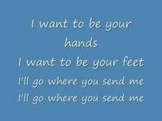 Audio Adrenaline- Hands and Feet Christian Music Lyrics, Worship Songs, Like You, Audio, Hands, Entertaining, Touch, Youtube, Life