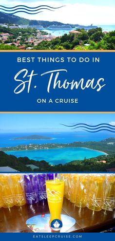 Best Things to Do in St. Thomas on a Cruise : Are you planning a cruise that stops in St. Thomas this year? If so, you will want to check out our guide to the Best Things to Do in St. Thomas on a Cruise. Eastern Caribbean Cruises, Caribbean Vacations, Royal Caribbean Cruise, Honeymoon Cruises, Caribbean Queen, Packing For A Cruise, Cruise Travel, Cruise Vacation, Shopping Travel